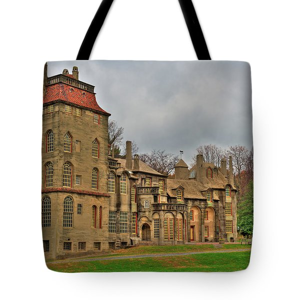 Fonthill Castle Tote Bag