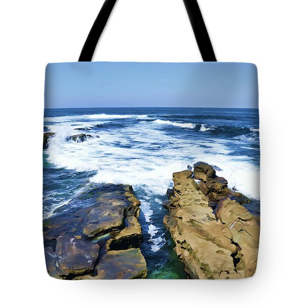 Food For The Soul Tote Bag