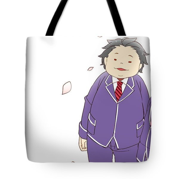 Food Wars Shokugeki No Soma Tote Bag