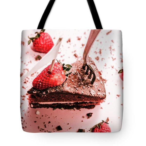 Foodie Delights Tote Bag