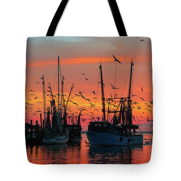 Foof Hunt Tote Bag
