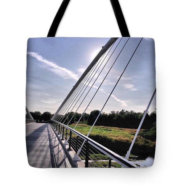 Footbridge 1 Tote Bag