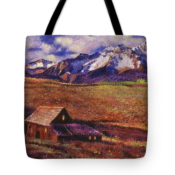 Foothill Ranch Tote Bag