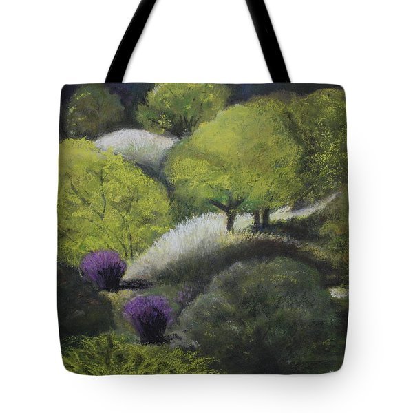 Foothill Spring Tote Bag