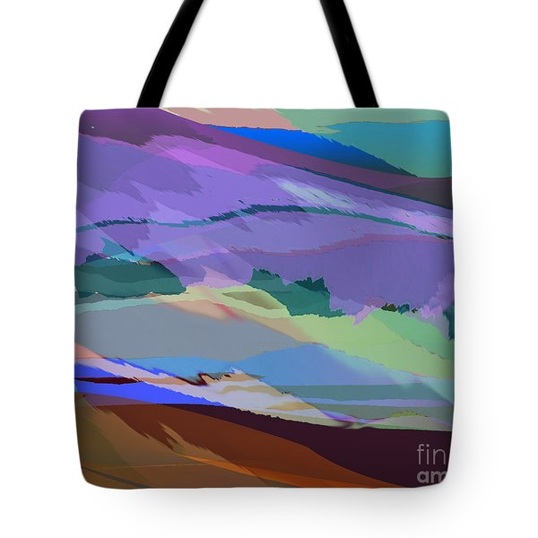 Foothills Tote Bag