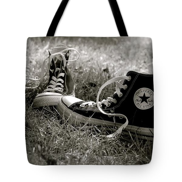 Footloose Tote Bag