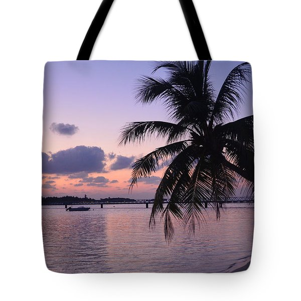 Footsteps Tote Bag