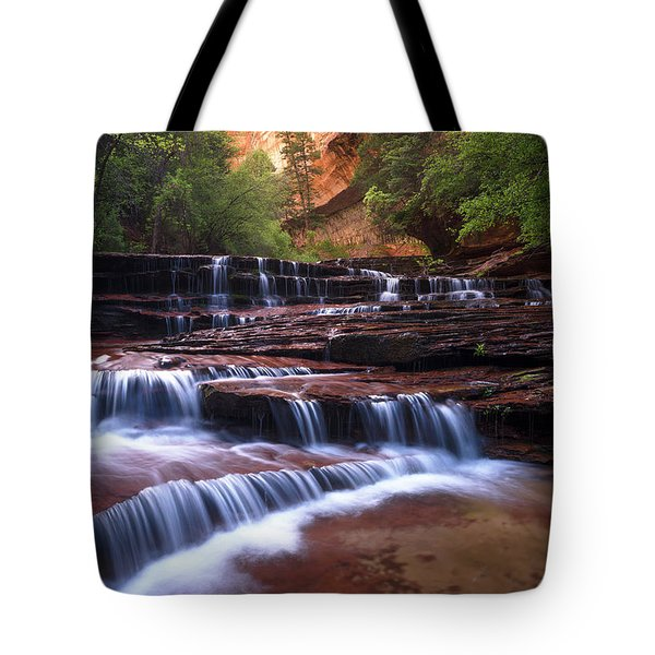 For An Angel Tote Bag by Bjorn Burton