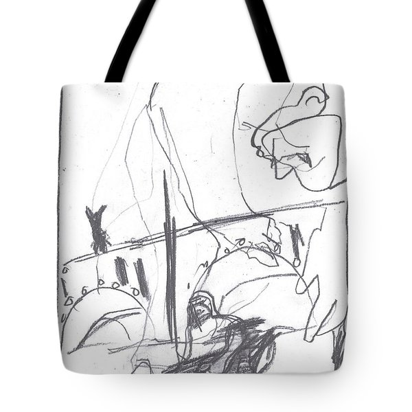 For B Story 4 3 Tote Bag