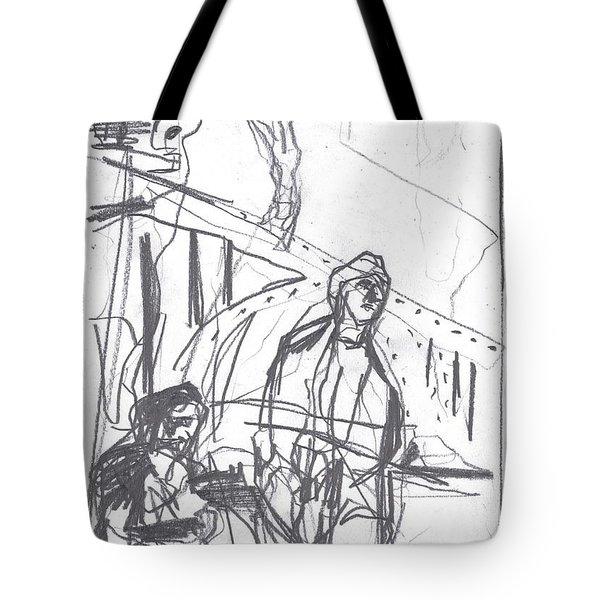 For B Story 4 8 Tote Bag