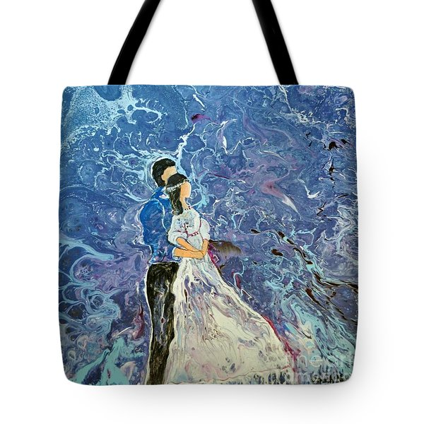 For Better Or For Worse Tote Bag