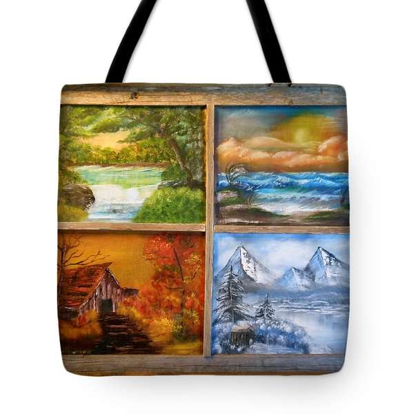For Everything There Is A Season Tote Bag