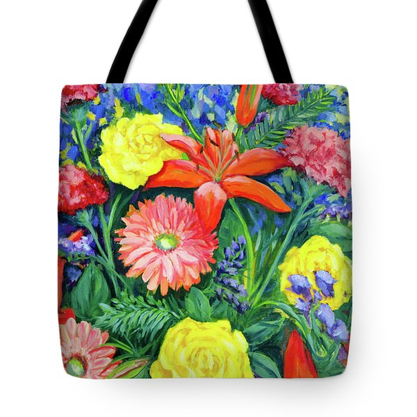 For Helen, With Love Tote Bag