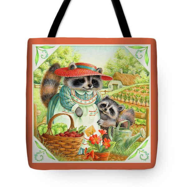 For Mom Tote Bag by Lynn Bywaters