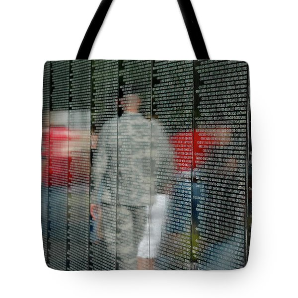 For My Country Tote Bag