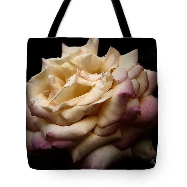 For Rose Lovers Tote Bag by Barbara Middleton