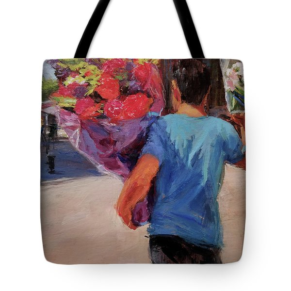 For Someone Special Tote Bag by Peter Salwen