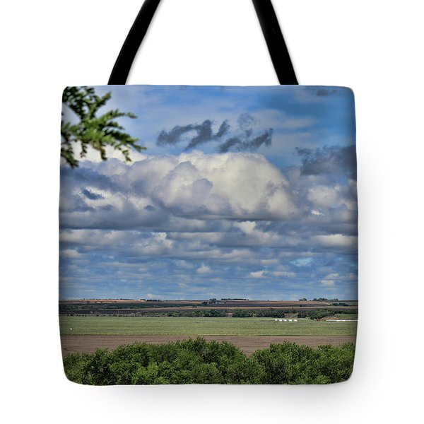 For Spacious Skies Tote Bag
