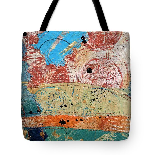 For The Love Of Circles 8 Tote Bag