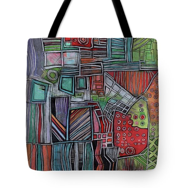 For Two Brothers Tote Bag by Sandra Church