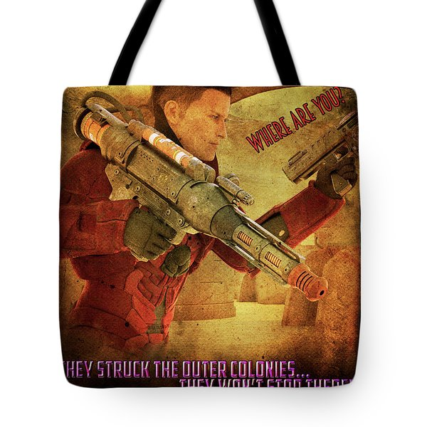 For Victory Tote Bag