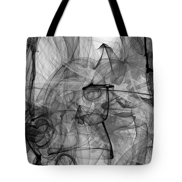 For You I Would Do Anything - We Smoke All Night - The Phone Call Of Pure Bliss  Tote Bag