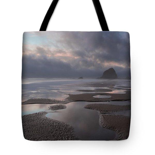 Forbidden Coast Tote Bag