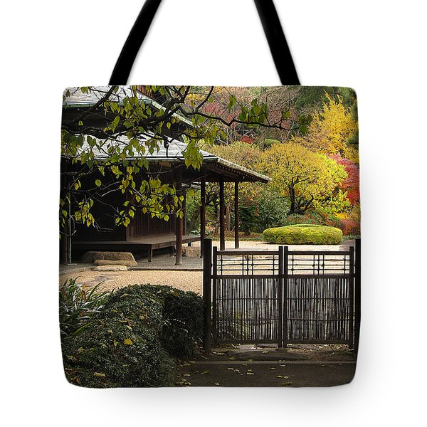 Forbidden Garden Tote Bag