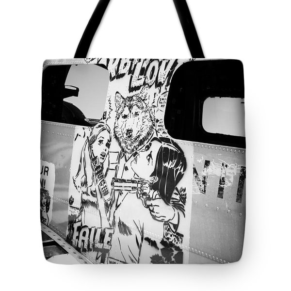 Tote Bag featuring the photograph Forbidden Love by Chris Dutton