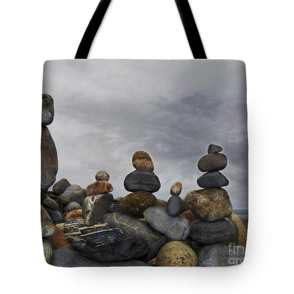 Force Of Adherence Tote Bag