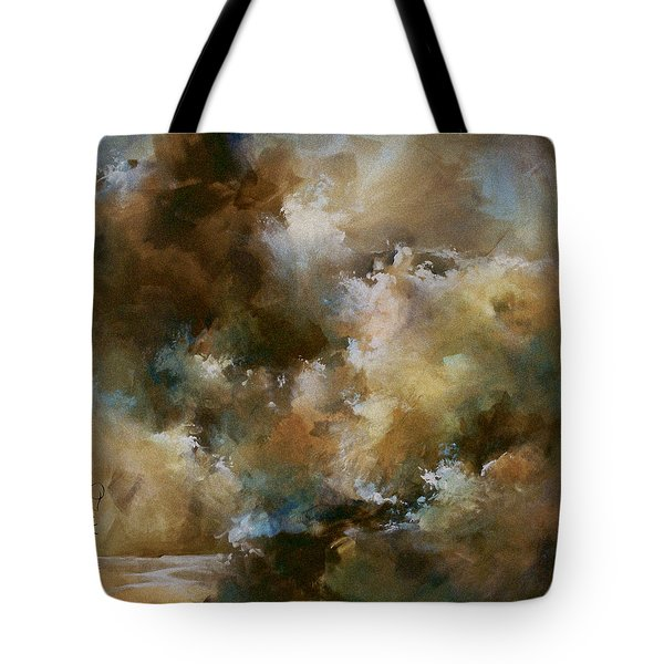 Force Of Nature Tote Bag by Michael Lang