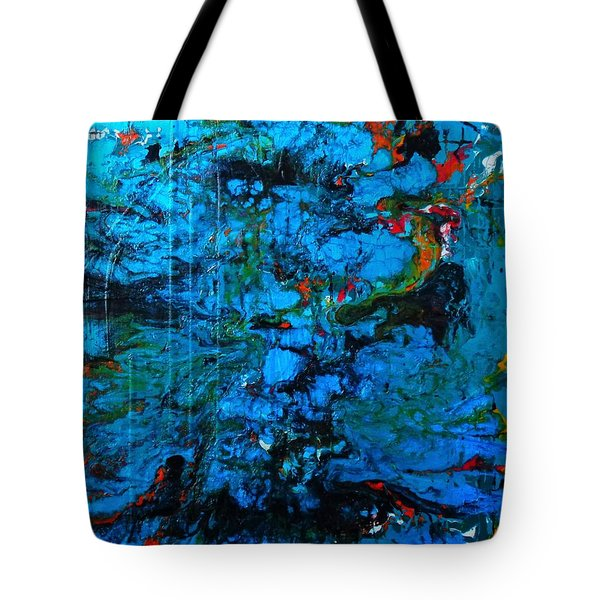 Forces Of Nature Tote Bag