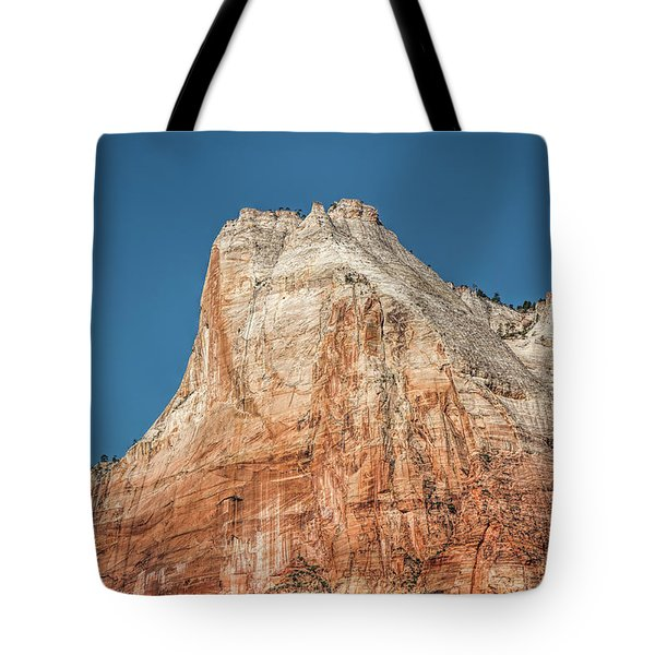 Tote Bag featuring the photograph Forces Of Nature by John M Bailey