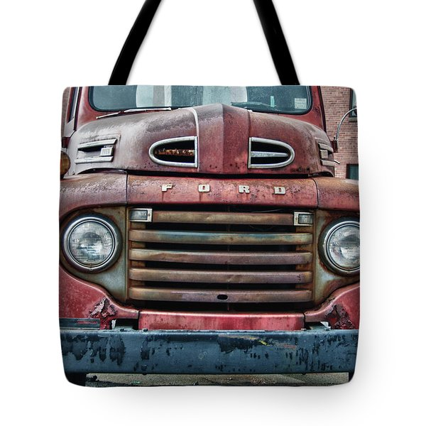 Ford 4623 Tote Bag by Guy Whiteley
