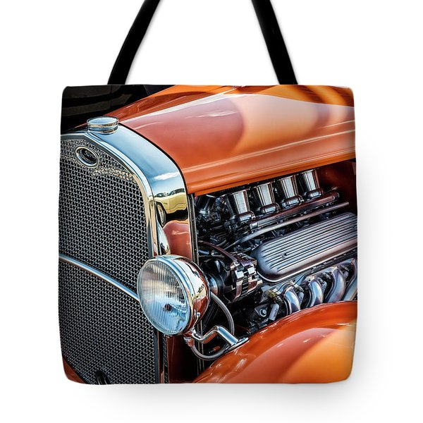 Tote Bag featuring the photograph Ford Coupe II by Brad Allen Fine Art