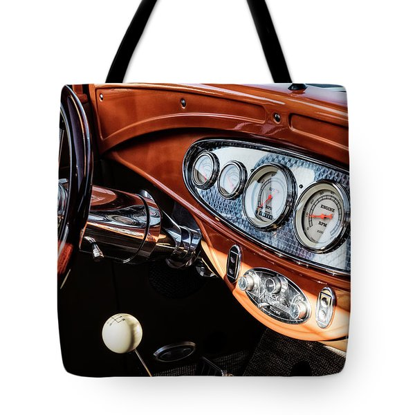 Tote Bag featuring the photograph Ford Coupe IIi by Brad Allen Fine Art