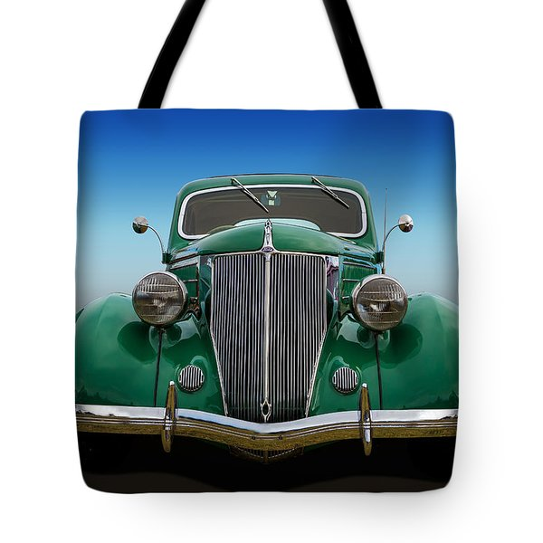 Tote Bag featuring the photograph Ford Coupe by Keith Hawley