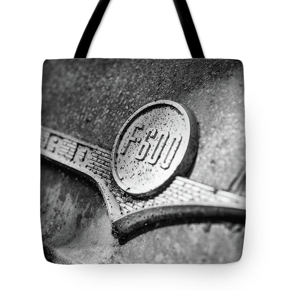 Ford F-600 Emblem Tote Bag