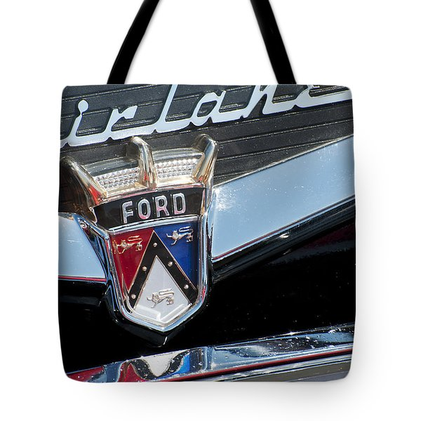 Ford Fairlane Tote Bag