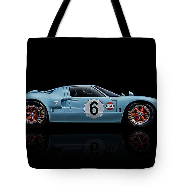 Ford Gt 40 Tote Bag