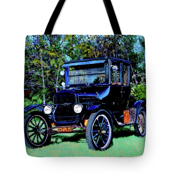 Ford Model T Tote Bag