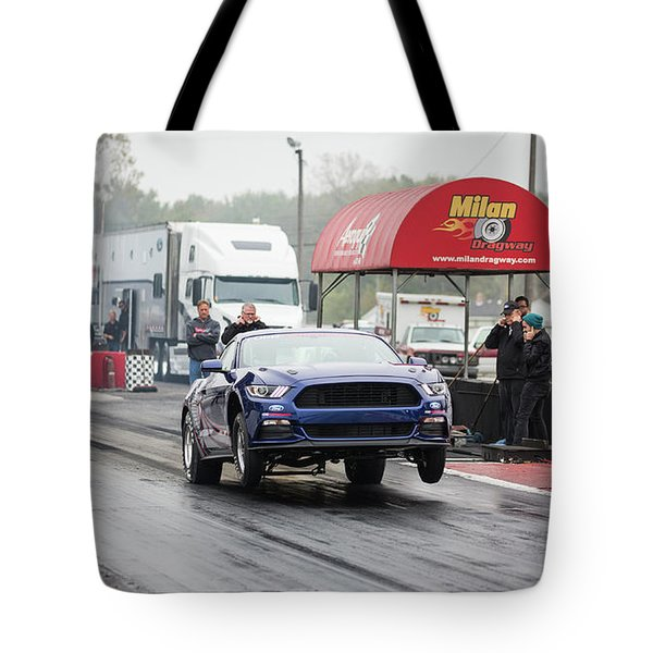 Ford Mustang Cobra Jet Tote Bag