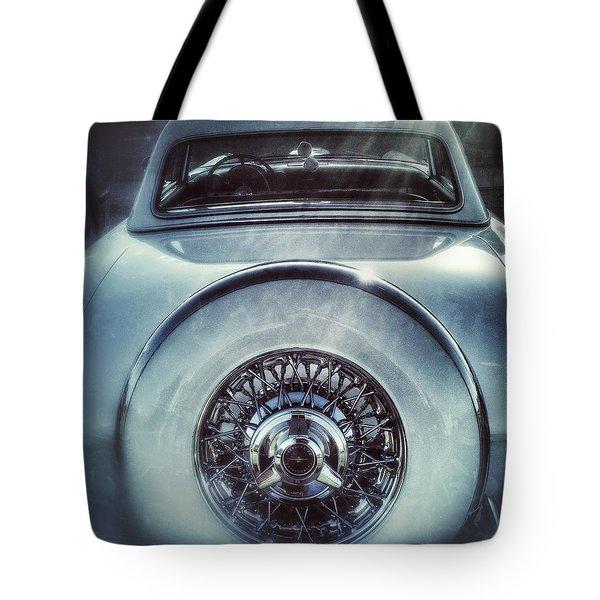 Ford Thunderbird Back Window 23 Tote Bag