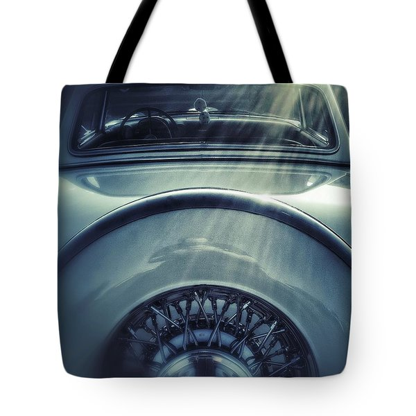 Ford Thunderbird Back Window 3 Tote Bag