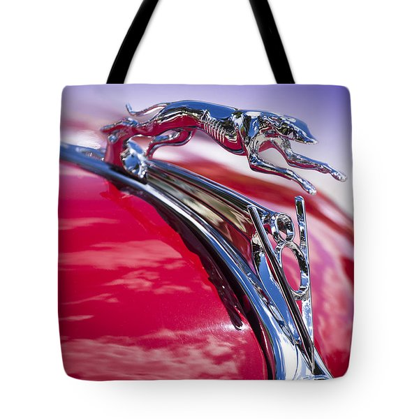 Tote Bag featuring the photograph 1936 Ford V8 by Ed Dooley