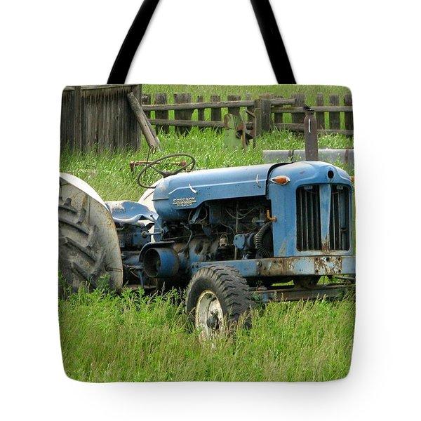 Fordson Major Tote Bag