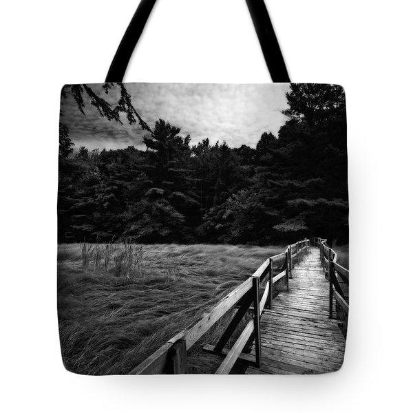 Fore River Marsh Tote Bag