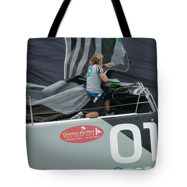 Foredeck Quantum Tote Bag