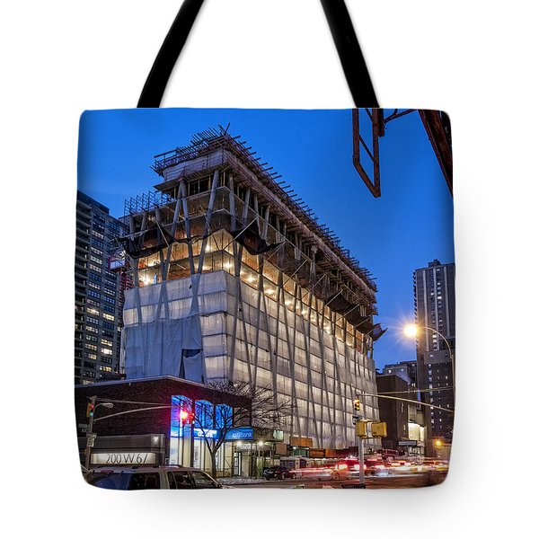 Foregleams Tote Bag