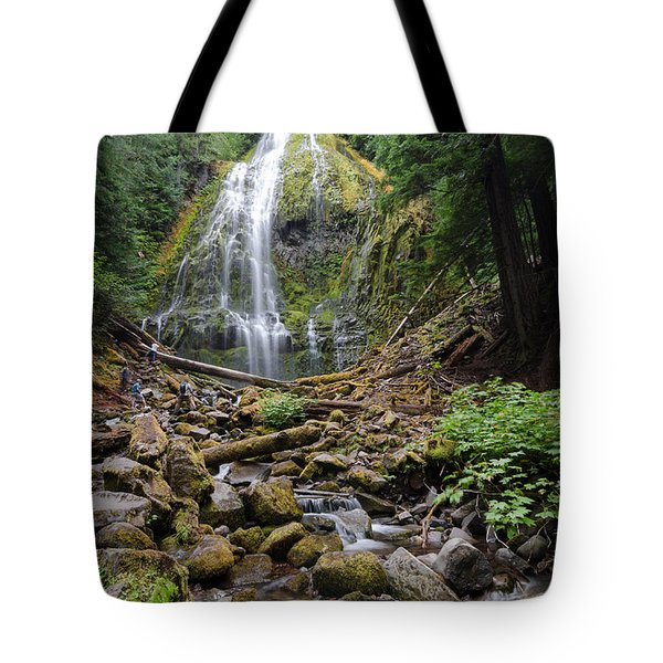 Forest Adventuring Tote Bag